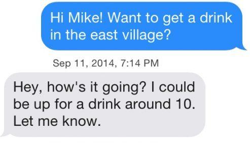 Nach Date fragen