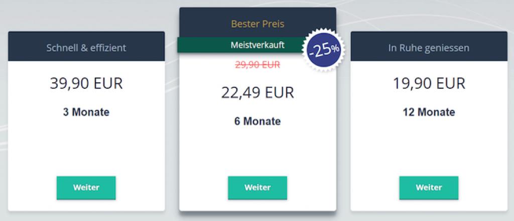 Kosten von single.de
