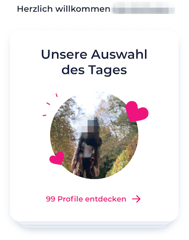 Dating Profil